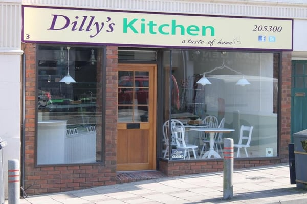 Dillys Kitchen